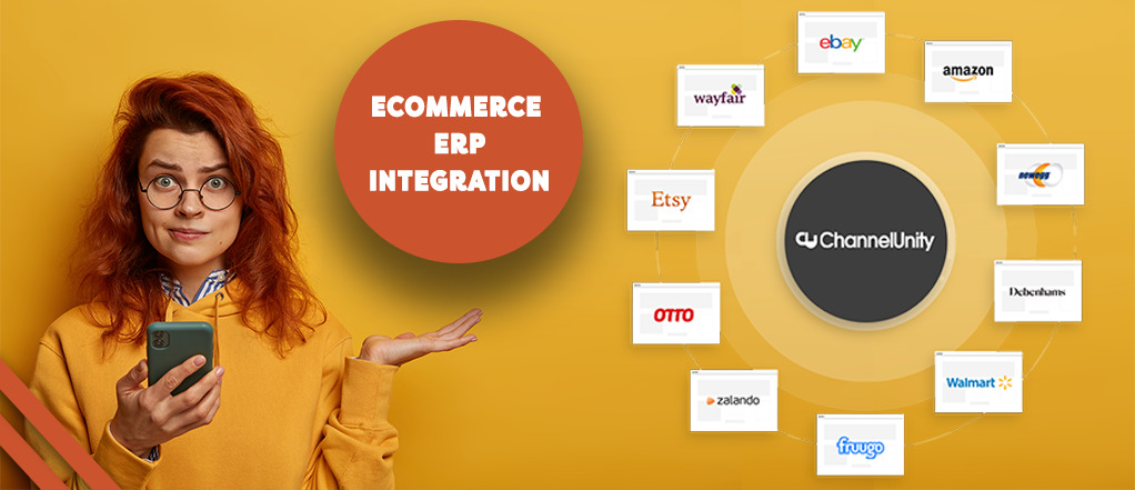 eCommerce ↔️ ERP Integration With ChannelUnity